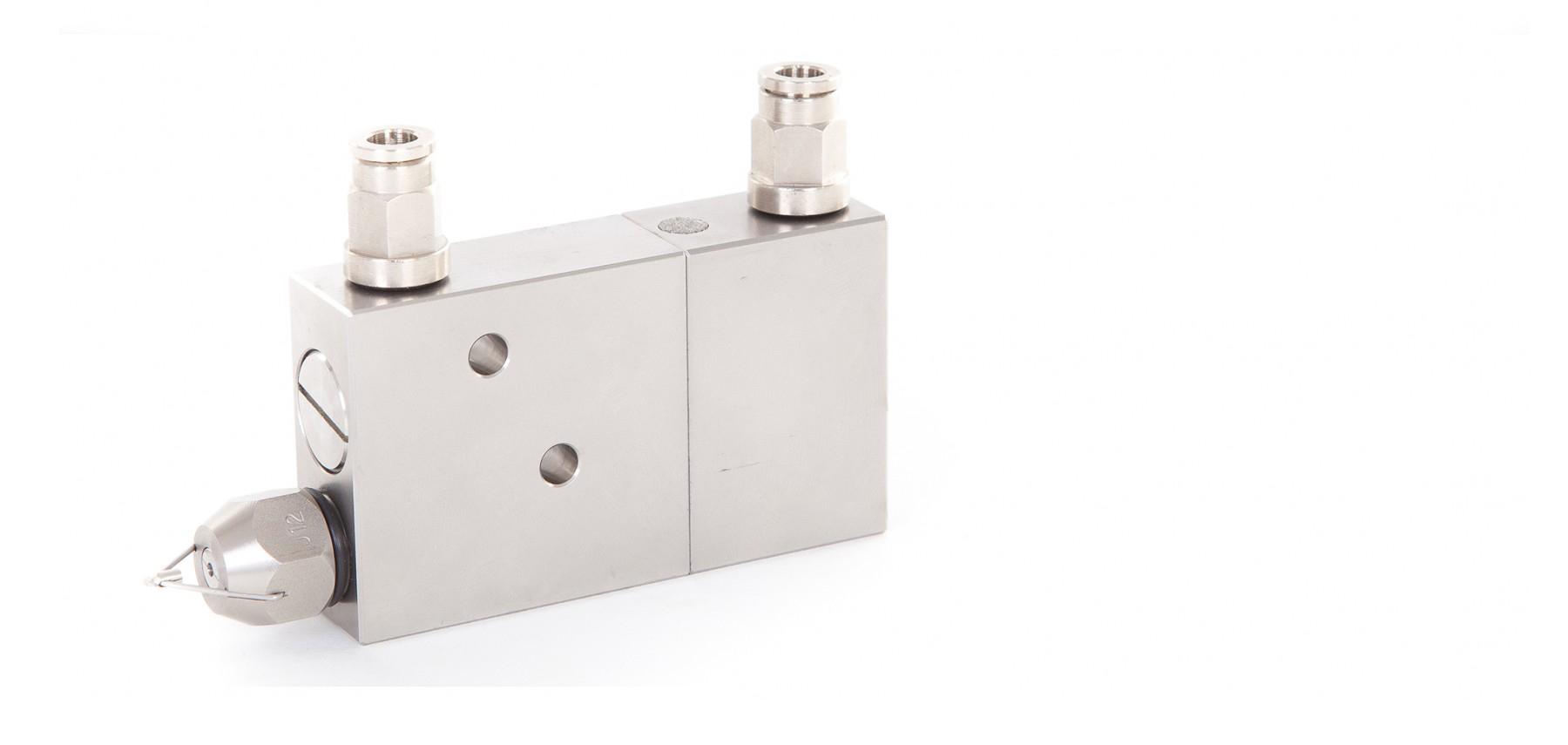 St47 Ultrasonic Spray Nozzle Spray Nozzles Ultrasonic