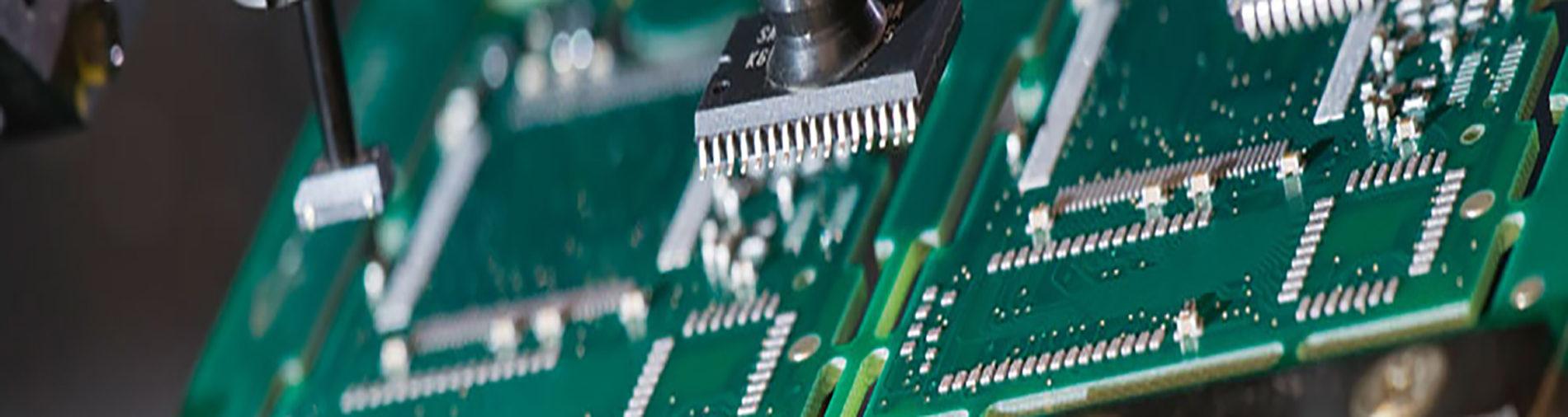 Printed Circuit Board Manufacturing Sealpump Process The