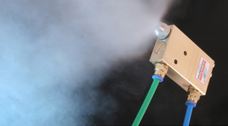 Dust Control Systems Sealpump Uk Dust Suppression Systems