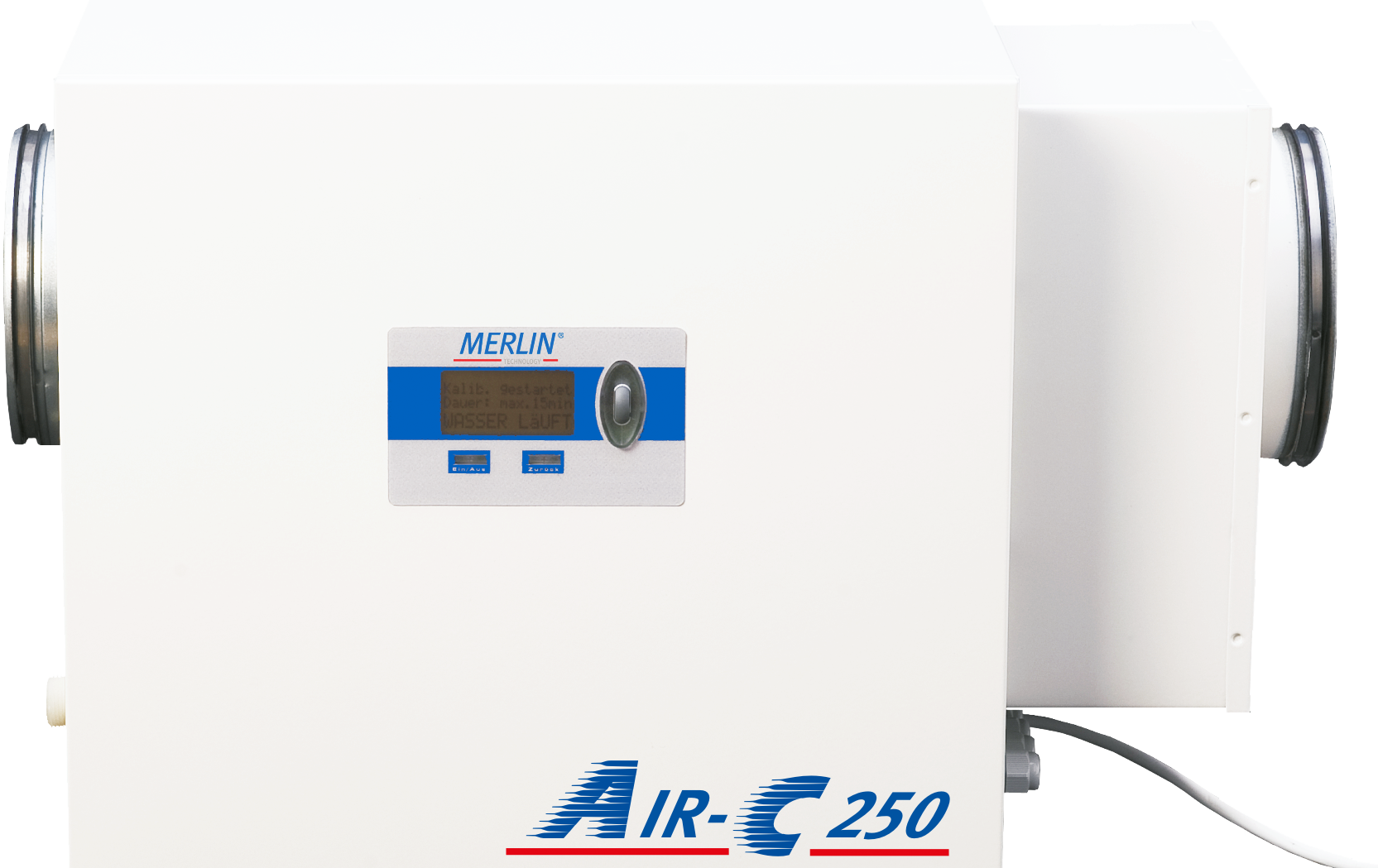 AIR-C 250-R ohne Ventilation